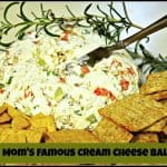 Mom's Famous Cream Cheese Ball