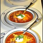 Mom's Old-Fashioned Chili