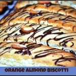 Orange Almond Biscotti