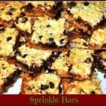 Sprinkle Bars