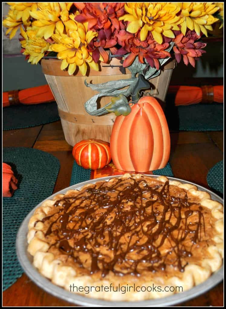 Toll House Pie / The Grateful Girl Cooks!