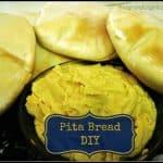 Pita Bread DIY