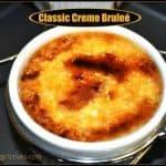 Classic Creme Bruleé