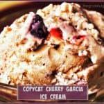Copycat Cherry Garcia Ice Cream