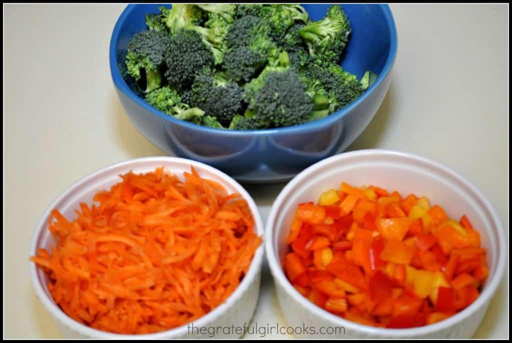 Orange Beef Stir Fry / The Grateful Girl Cooks!
