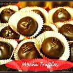 Mocha Truffles