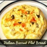Italian Biscuit Flat Bread