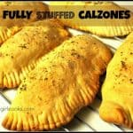 Fully Stuffed Calzones