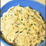 Orzo With Parmesan
