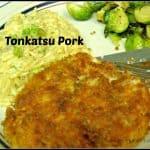 Tonkatsu Pork