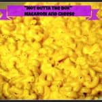 """Not Outta the Box"" Macaroni And Cheese"