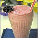 PeachBerry Smoothie