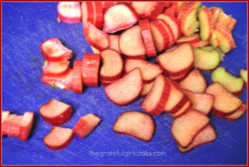 Strawberry-Rhubarb Pie ? The Grateful Girl Cooks!