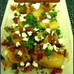 Rissole Potatoes With Feta