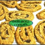 Date Roll Cookies