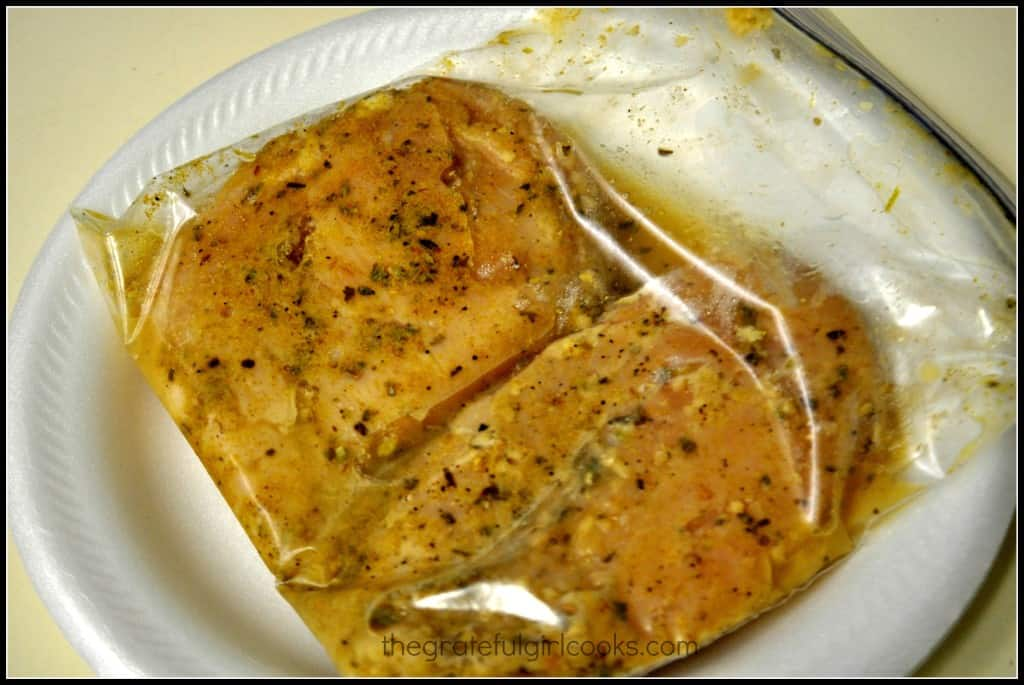 Authentic Mexican Chicken Marinade
