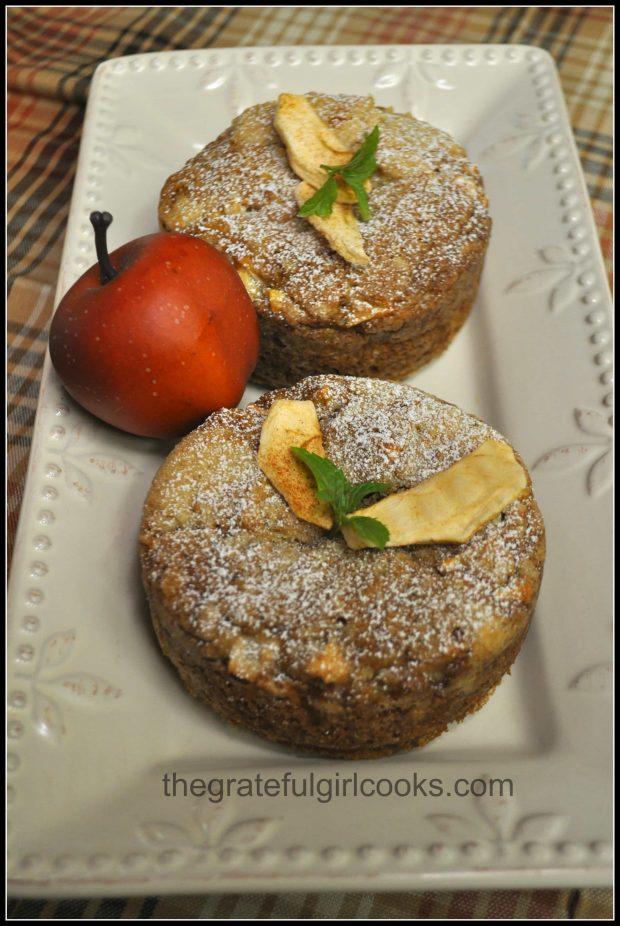 Mom's Apple Cake / The Grateful Girl Cooks!