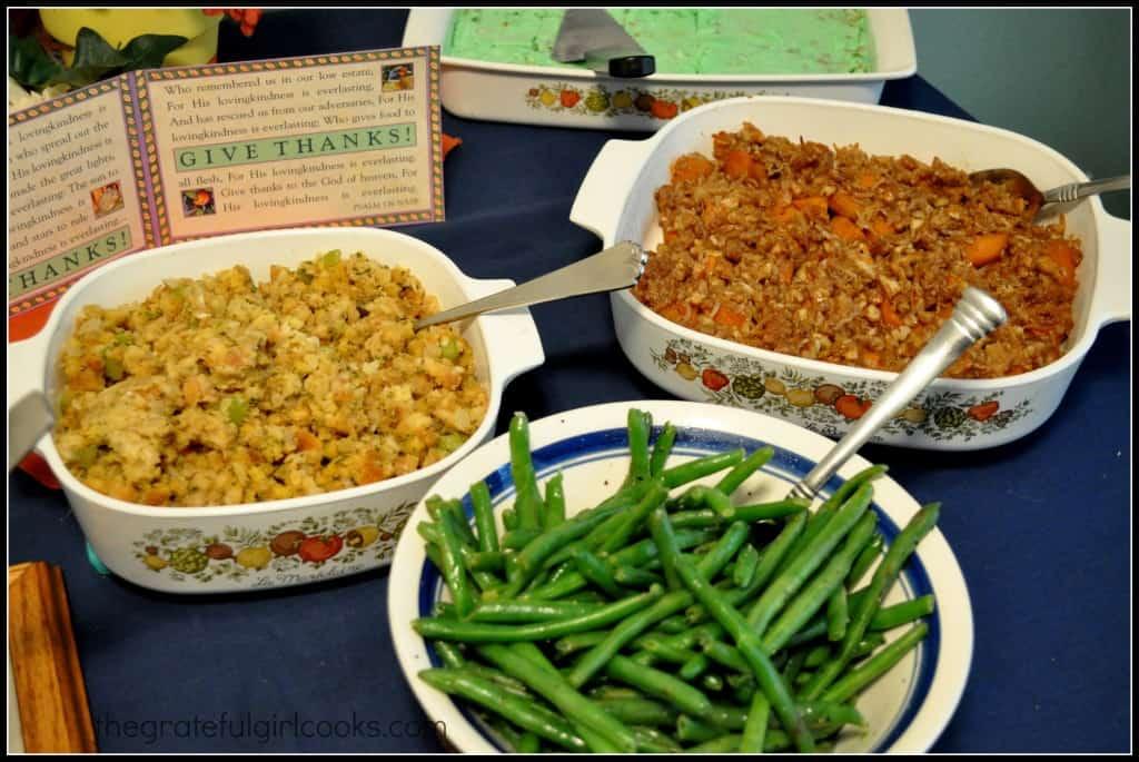 Pecan Praline Yams / The Grateful Girl Cooks!