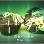 Rich, Chocolate Mini-Cakes