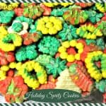 Holiday Spritz Cookies