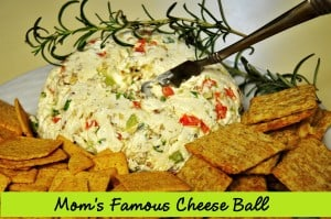 Mom's Famous Cheese Ball