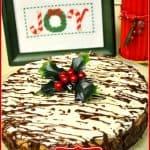 Chocolate Fudge Truffle Cheesecake