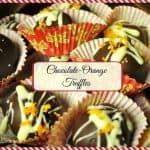 Chocolate-Orange Truffles