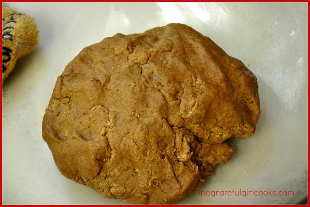 Gingerbread Bagels / The Grateful Girl Cooks!