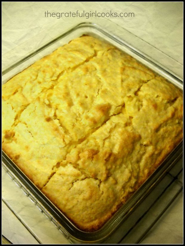 Copycat Marie Callender's Cornbread / The Grateful Girl Cooks!