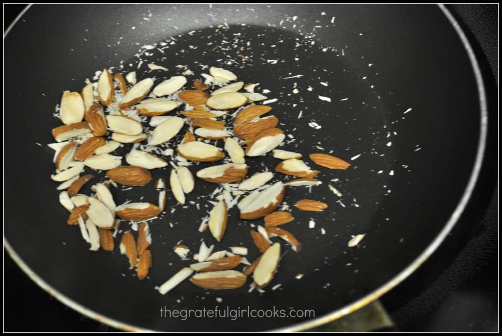 Sugar Snap Pea Stir Fry / The Grateful Girl Cooks!