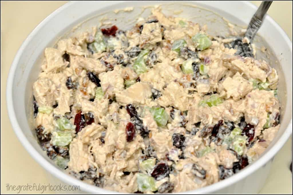 Chicken Salad / the Grateful Girl Cooks!