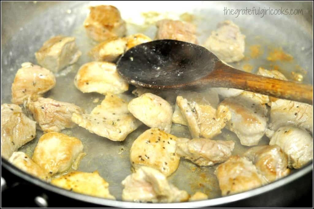 Pork Paprikash / The Grateful Girl Cooks!