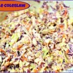 Purple Coleslaw