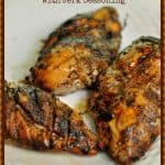 Easy Grilled Chicken with Jerk Seasoning
