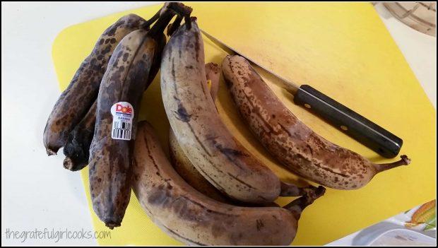 Healthy Chocolate Banana Ice Cream / The Grateful Girl Cooks!