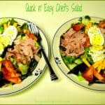 Quick n' Easy Chef's Salad