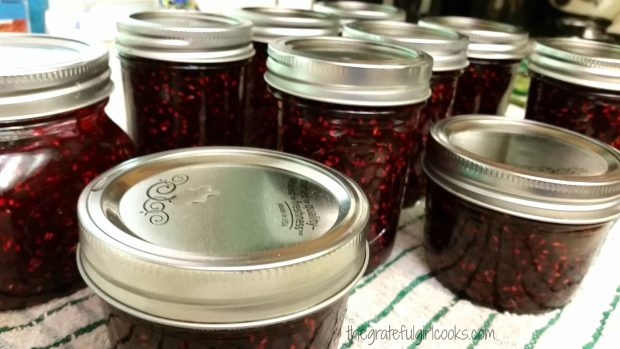 Raspberry Jam / The Grateful Girl Cooks!