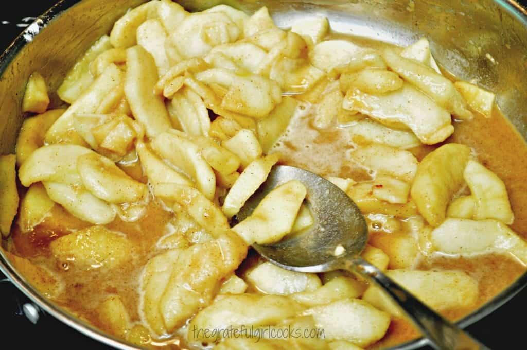 Mini Apple Crisps / The Grateful Girl Cooks!