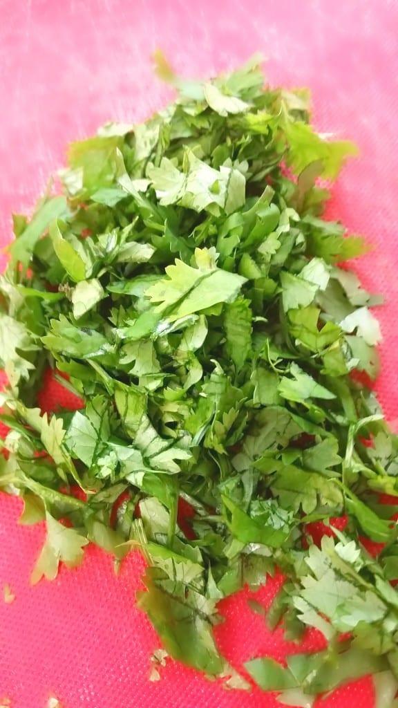 Cilantro-Lime Enchilada Sauce / The Grateful Girl Cooks!