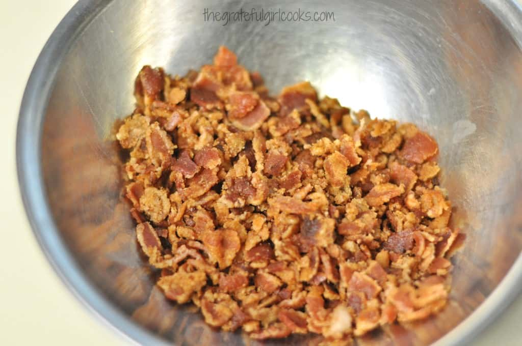 Maple Bacon Pecan Truffles / The Grateful Girl Cooks!