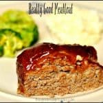 Really Good Meatloaf