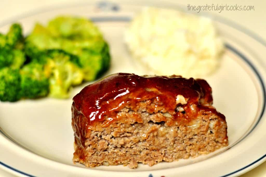 Really Good Meatloaf / The Grateful Girl Cooks!