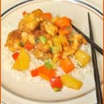 Sweet Fire Chicken (Panda Express Copycat)