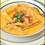 Chili's Chicken Enchilada Soup (copycat)