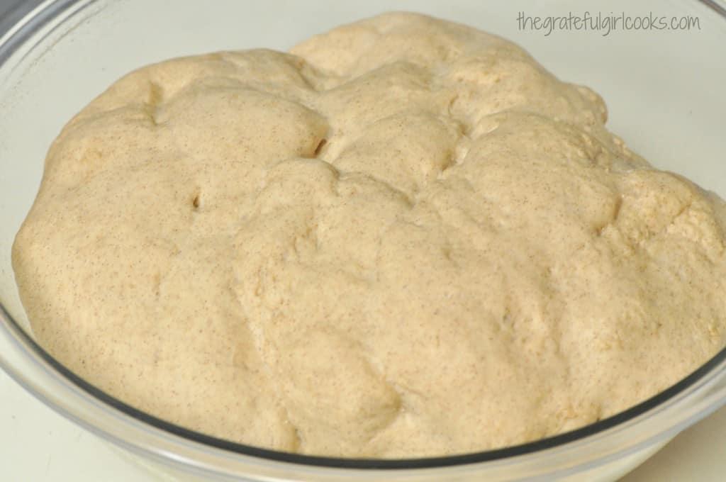 Cinnamon Crunch Bagels / The Grateful Girl Cooks!