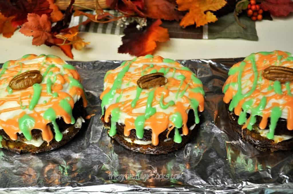 Edie's Carrot Cake / The Grateful Girl Cooks!