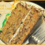 Edie's Carrot Cake