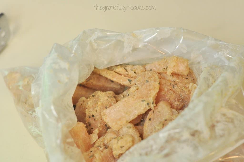 "Chicken Marsala - ""21 Day Fix"" Recipe / The Grateful Girl Cooks!"