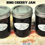 Bing Cherry Jam