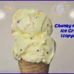 Chunky Monkey Ice Cream (copycat)